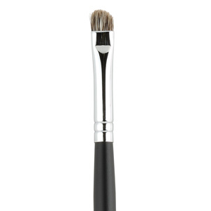 Round Angled Brow Brush