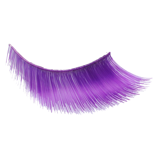Purple Lashes