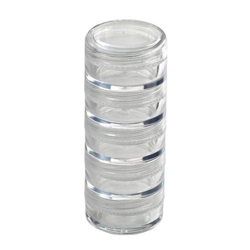 Makeup Stackable Jars 1/4oz