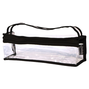 Rectangular Clear Bag - Small