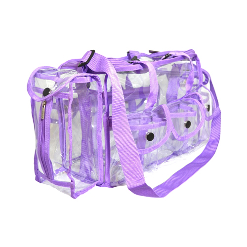 Carry-All Set Bag - Purple