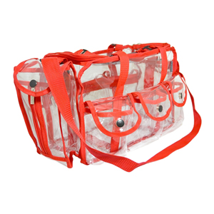 Carry-All Set Bag - Red
