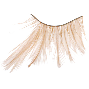 Blonde Feather Long
