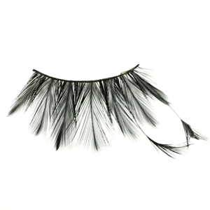 Feather Tip Black