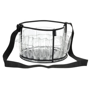Round Clear Bag