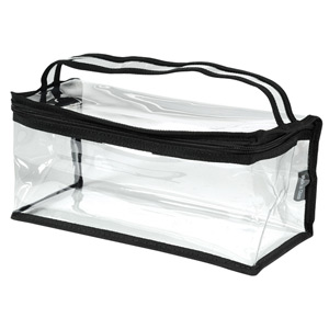 Rectangle Clear Bag - Medium