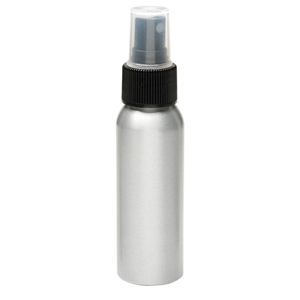 Aluminum Spray Bottle 2oz