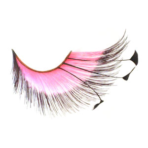 Pink With Feathertip