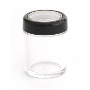 Powder Jar Slim Small 1/2oz